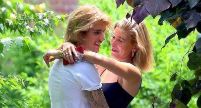 Justin Bieber e Hailey Baldwin são fotografados em passeio romântico em Nova York