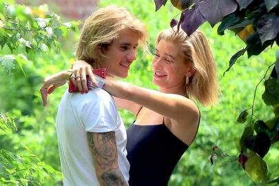 Mesmo após declaração, Justin Bieber ainda não segue a noiva no Instagram