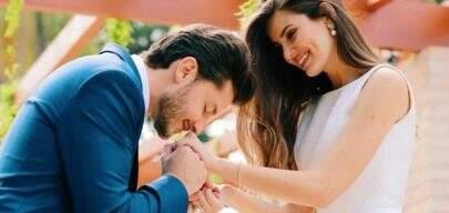 Recém-casada, Camila Queiroz ganha presente especial do maridão Klebber Toledo