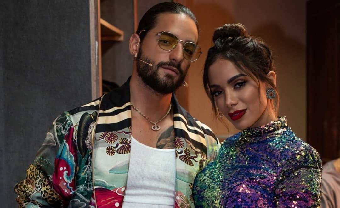 "Anitta anuncia que Maluma também será jurado do ""The Voice"