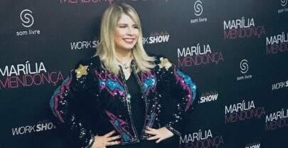"Após perder 20kg, Marília Mendonça ironiza a própria foto: ""Tanto Photoshop…"""