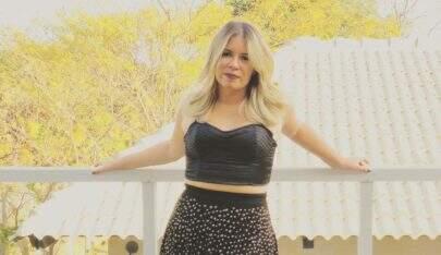 """Marília Mendonça rebate comentário ofensivo de seguidor no Twitter: """"Lixo humano"""""""