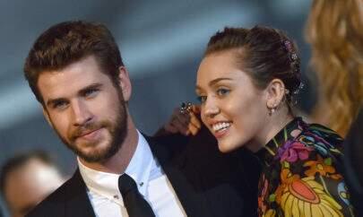 Liam Hemsworth posta vídeo com Miley Cyrus e espanta rumores de término