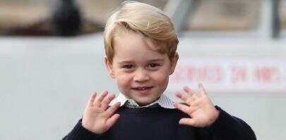Príncipe George ganha presente especial em homenagem ao seu quinto aniversário