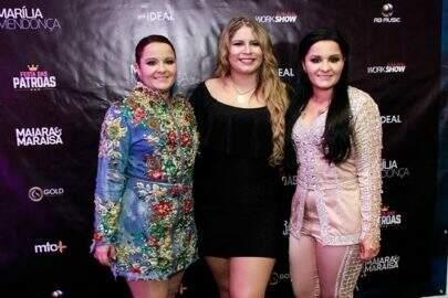 """Marília Mendonça conta momento inusitado com Maiara & Maraísa: """"Calcinha fluorescentes"""""""
