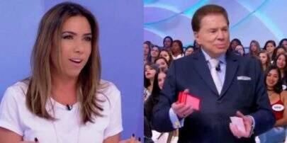 """Patrícia Abravanel adverte Silvio Santos: """"Não gosto de ver meu pai taradão, falando de sexo"""""""