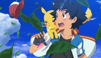 Trailer do novo filme de pokémon foi divulgado! Confira