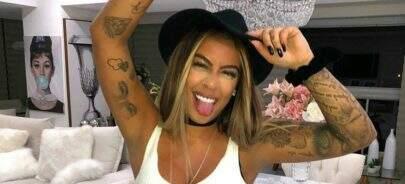 """""""Queria casar antes do meu irmão"""", releva Rafaella Santos, irmã de Neymar"""