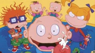 """""""Rugrats: Os Anjinhos"""" vai ganhar novos episódios e um filme live-action"""