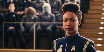 """Segunda temporada de """"Star Trek: Discovery"""" ganha trailer"""