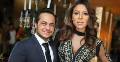 """Thammy Miranda e Andressa Ferreira posam cheios de estilo e ganham elogios: """"Casal maravilhoso"""""""