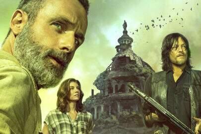 """""""The Walking Dead"""" tem pôster e imagem inéditas da nona temporada divulgados"""