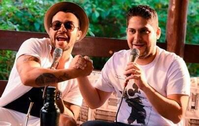 """""""Dona Maria"""", de Thiago Brava em parceria com Jorge, atinge 300 milhões de views"""