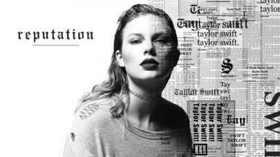 """Taylor Swift recebe certificados de platina em todos os singles de """"Reputation"""""""