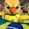 Enquanto russo vira meme por aqui, brasileiro faz sucesso na Rússia
