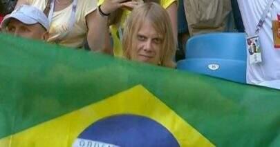 Descobrimos quem é o torcedor que virou meme no jogo Brasil x México
