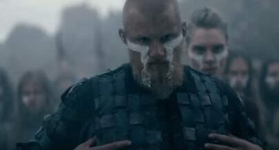 """Primeiro trailer da quinta temporada de """"Vikings"""" está eletrizante"""