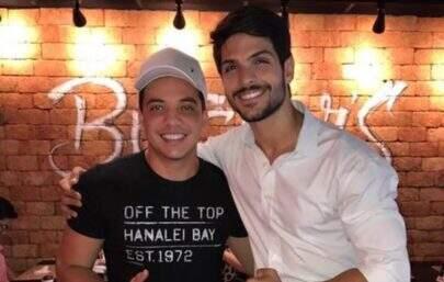 Ex-BBB Lucas Fernandes defende Wesley Safadão, mas apaga post após receber críticas