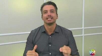 """Leo Dias aparece bem diferente no """"Fofocalizando"""" e intriga seguidores"""