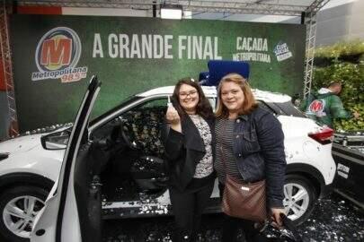Caçada Metropolitana! Conheça a vencedora da promoção que parou São Paulo