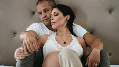 Bella Falconi da à luz sua segunda filha, Stella