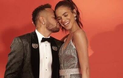 Neymar dá parabéns com linda declaração para Bruna