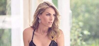 """Ana Hickmann publica foto sensual de lingerie e recebe elogios de fãs: """"Lindíssima"""""""