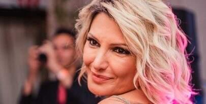 Antonia Fontenelle publica nude para comemorar 2 milhões de seguidores em rede social