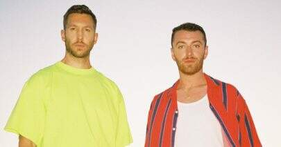 "Calvin Harris e Sam Smith divulgam o clipe de ""Promises"""