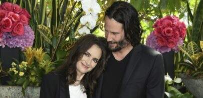 Keanu Reeves e Winona Ryder estão casados desde 1992 e só descobrimos agora