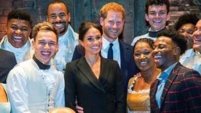 Meghan Markle deixa escapar apelido carinhoso do marido, príncipe Harry