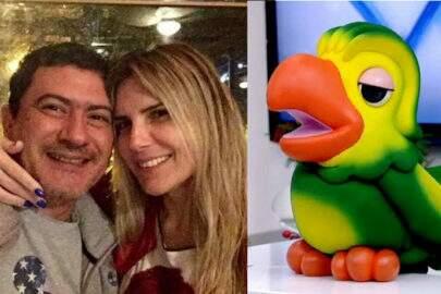 Mulher de Tom Veiga, o Louro José, termina casamento após traição