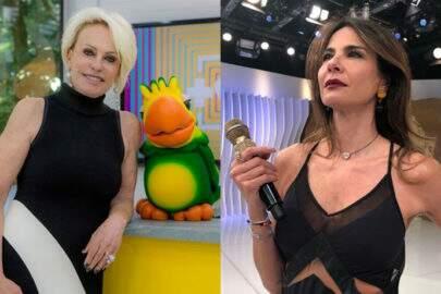 Louro José comete gafe e de programa da Luciana Gimenez ao vivo na Globo
