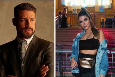 Após Cauã Reymond terminar namoro, Vivian Amorim fala sobre suposto clima com o ator
