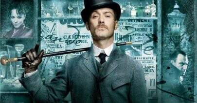 """Ator fala sobre """"Sherlock Holmes 3"""" e dá detalhes sobre o que esperar"""