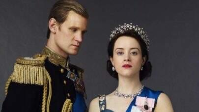 """""""The Crown"""": Tobias Menzies aparece pela primeira vez como príncipe Philip"""