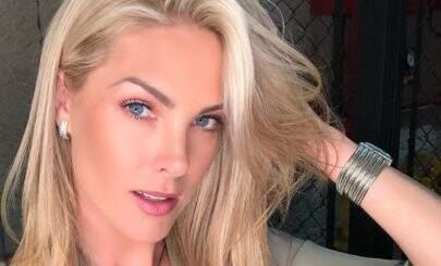 Ana Hickmann revela que tem uma boate particular em sua casa e impressiona