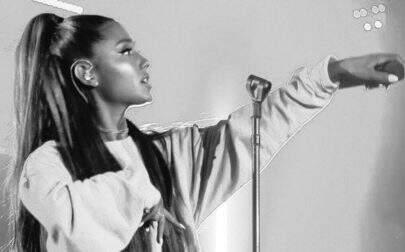 Ariana Grande escolheu personagem conhecida para fazer sua nova tatuagem