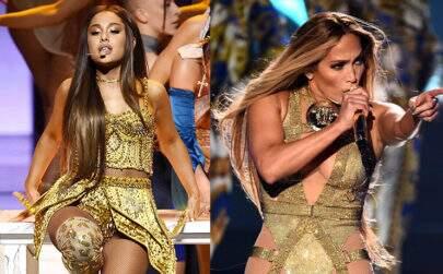 Ariana Grande e Jennifer Lopez roubaram a cena no VMA 2018! Veja as apresentações completas