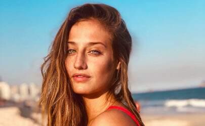 Bruna Griphao compartilha vídeo rebatendo seguidores que apontaram suposta plástica no nariz