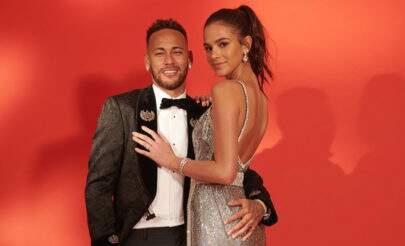 Neymar dá presente com declaração fofíssima a Bruna Marquezine