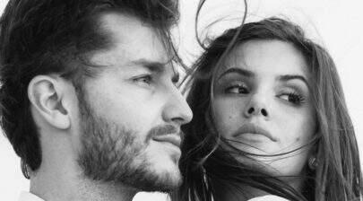 Camila Queiroz admite ansiedade horas antes do casamento com Klebber Toledo