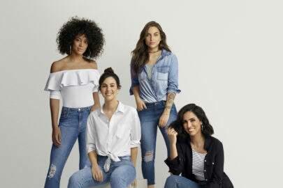 Meu jeans Hering por Raissa Santana