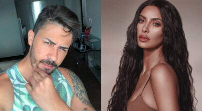 Carlinhos Maia só perde para Kim Kardashian nas visualizações do Instagram Stories mundial