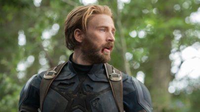 """Chris Evans teve que esconder a barba em cena pós-créditos de """"Os Vingadores"""""""