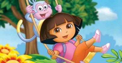 Primeira imagem da Dora, a Aventureira no filme live-action foi divulgada