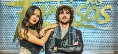 """Fiuk não vai bem na 'Dança dos Famosos' e internet reage: """"Não sabe atuar, cantar e dançar"""""""