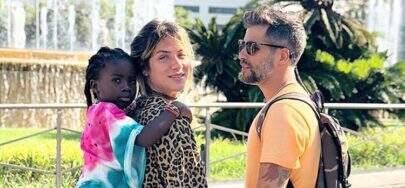 """Giovanna Ewbank revela o desejo de aumentar a família: """"Titi já pede um irmãozinho"""""""