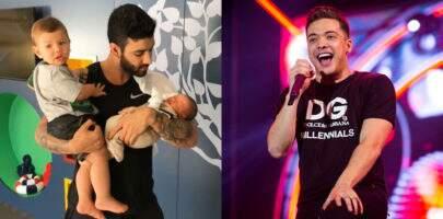 Gusttavo Lima manda suposta indireta para Wesley Safadão durante show