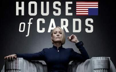 """Última temporada de """"House of Cards"""" ganha data de estreia e pôster inédito"""
